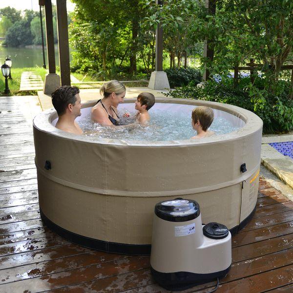 Best 25+ Portable spa ideas on Pinterest Portable hot tub ideas - pool garten aufblasbar