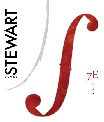 Calculus 7th Edition Written By James Stewart Marvin S