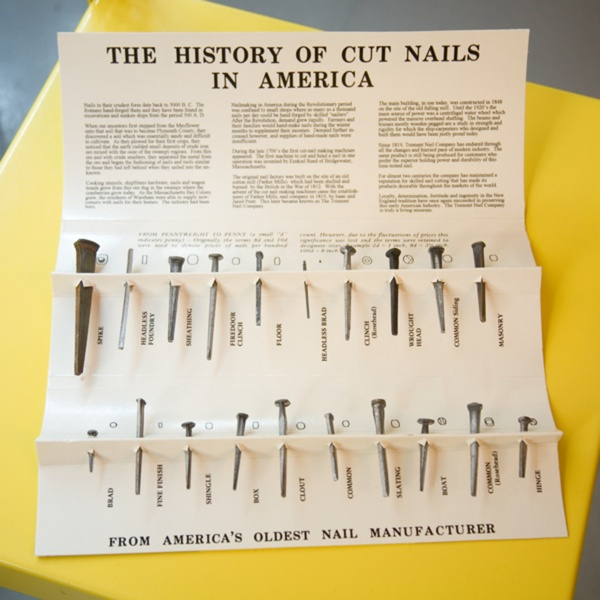 Nail Identification Chart: 17 Best Images About FURNITURE History On Pinterest
