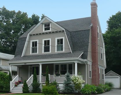 26 best images about design inspiration dutch colonial for Small gambrel house plans