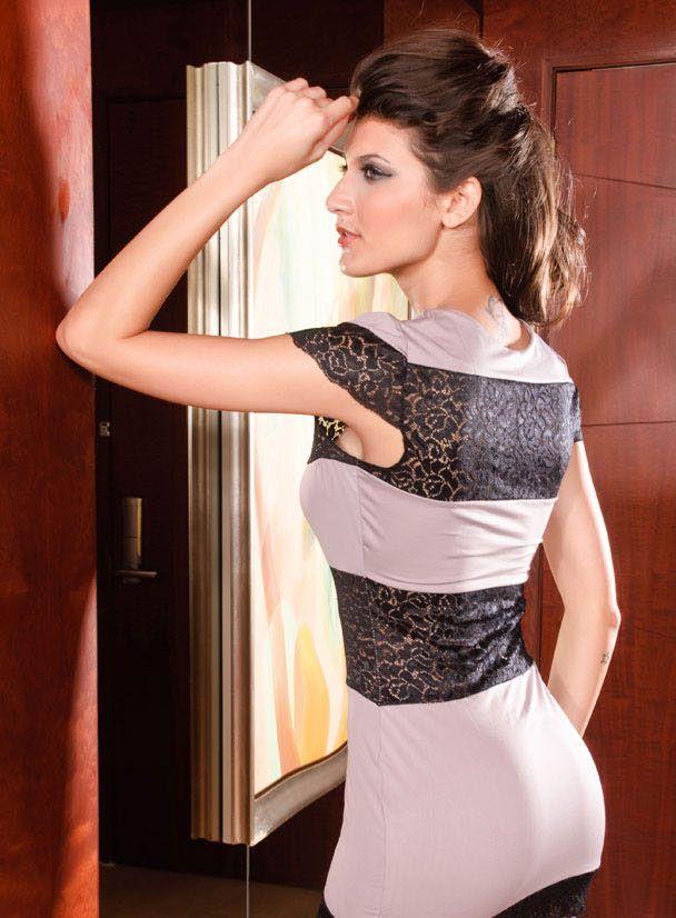 Lace Fashion Classic Mini Dress