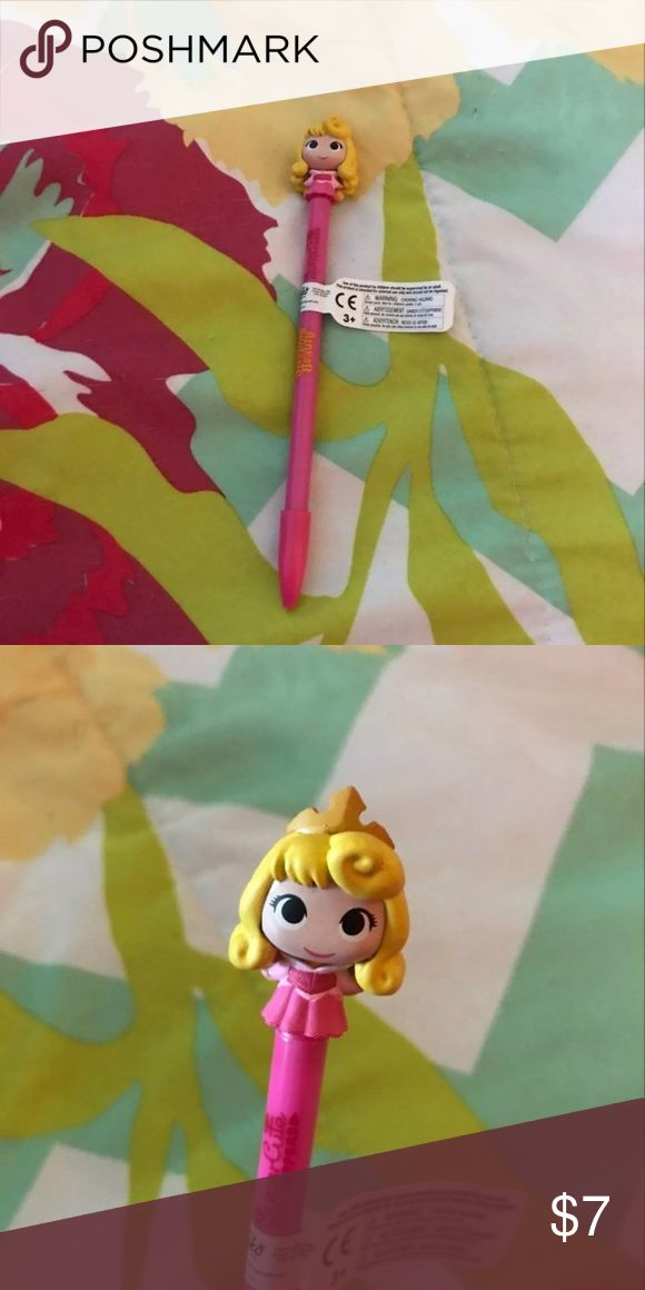 Disney Sleeping Beauty AURORA Funko Pop Pen BRAND NEW NEVER USED Accessories