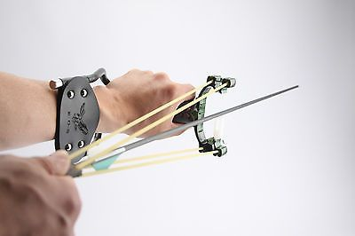 Eagle of Sniper-Power Archery Slingshot bow arrow Catapult-camouflage