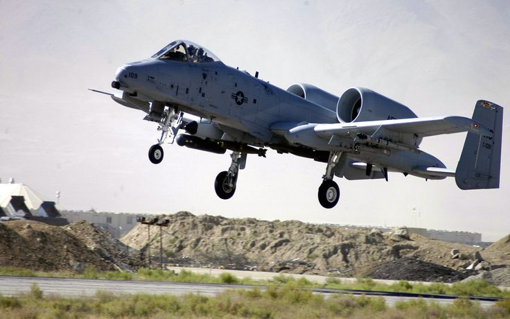 https://flic.kr/p/SszEJf | Randle Curtis Conrad | Col. Tony Johnson, an A-10 pilot from the 442nd Fighter Wing, takes off in an A-10 Thunderbolt II from Bagram Airfield, Afghanistan, in June.  Colonel Johnson is deployed here from Whiteman Air Force Base, Mo., where he commands the 442nd Operations Group. He is serving as the commander of the 455th Expeditionary Operations Group while at Bagram.  Airmen from the 442nd make up half of the A-10 effort here –  the lead unit is from the active…