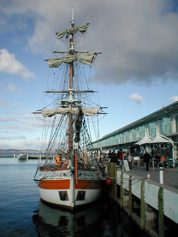 Various cruises from 1.5 hr or a half to a full day leave from Elizabeth St Pier, by Constitution Docks Hobart Tasmania