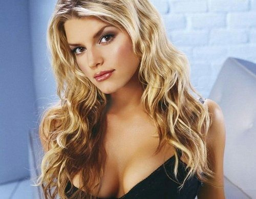 Best Jessica Simpson Hairstyles: Best Jessica Simpson Hairstyles ~ Celebrity Hairstyles Inspiration