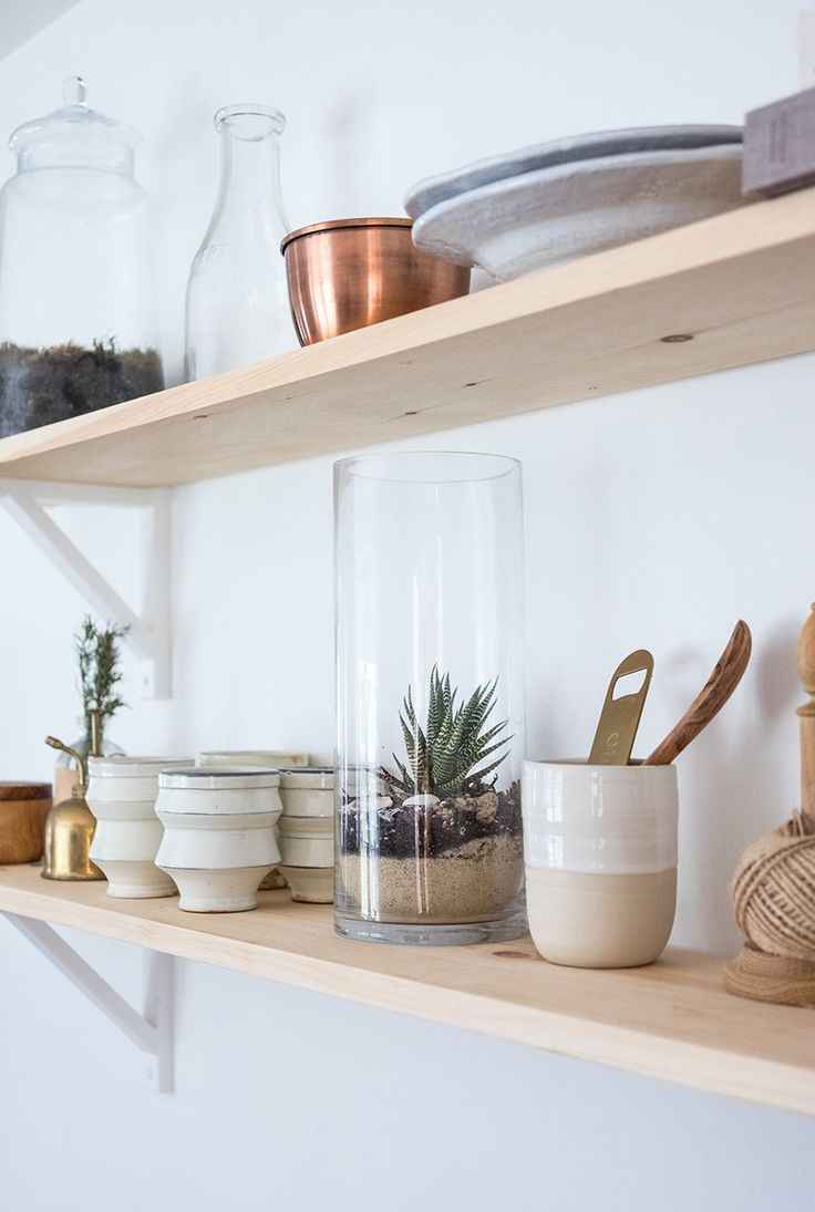 This DIY Ikea Kitchen Cabinet Storage Project From Is A Staple In Both  Scandinavian Style And Mid Century Modern Design Thanks To Its Simplicity.