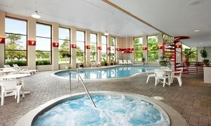 Groupon - Stay at Days Inn Grand Haven in Michigan, with Dates into June  in Grand Haven, MI. Groupon deal price: $54