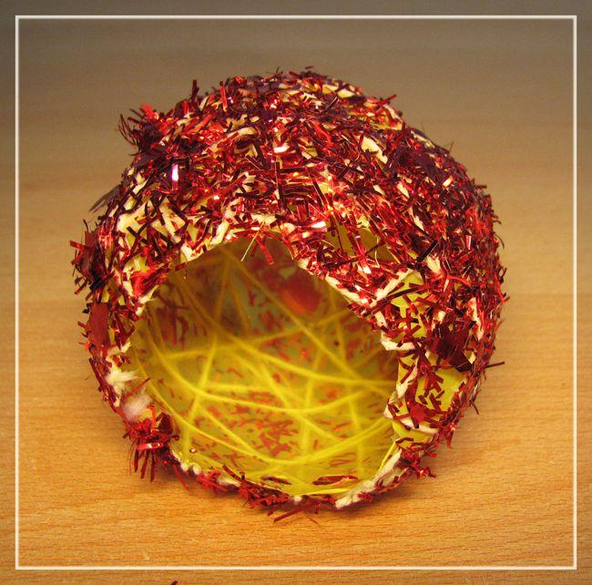 Globe Magic - Christmas Craft