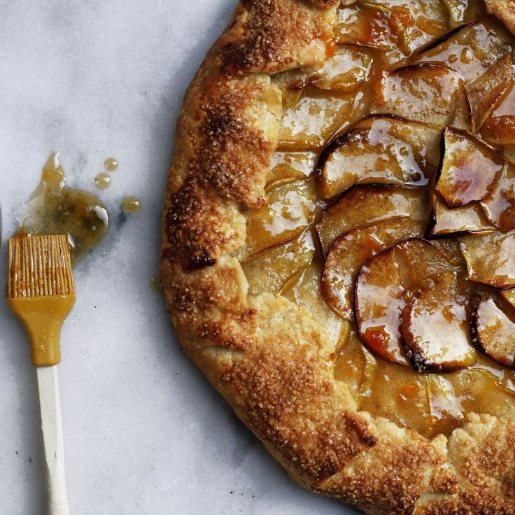Brown Butter Apple Tart Recipe on Food52 recipe on Food52