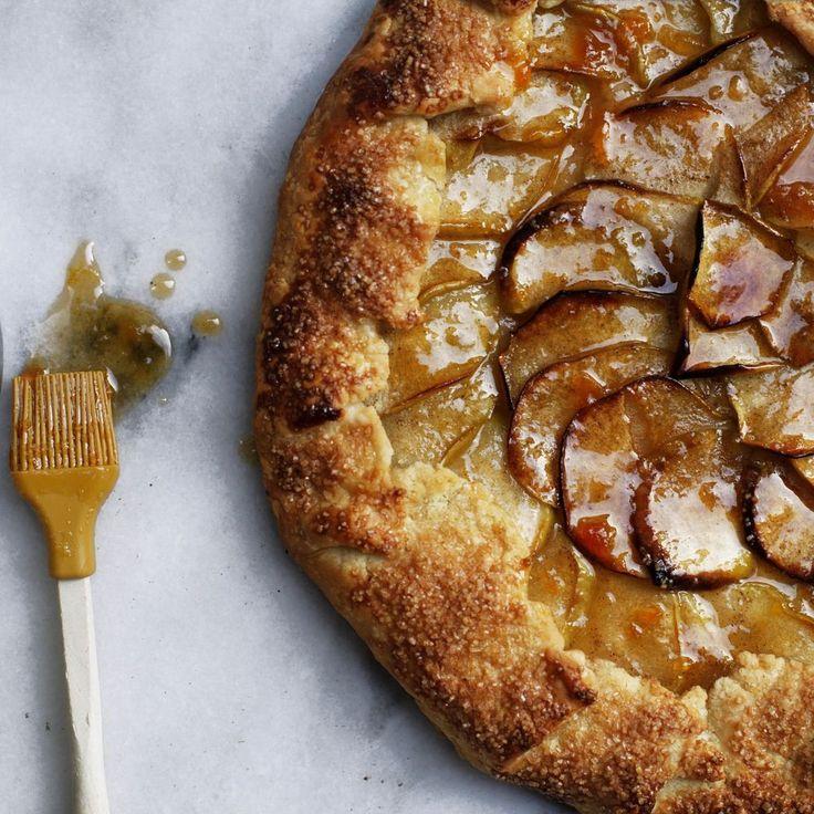 Brown Butter Apple Tart Recipe on Food52 recipe on Food52