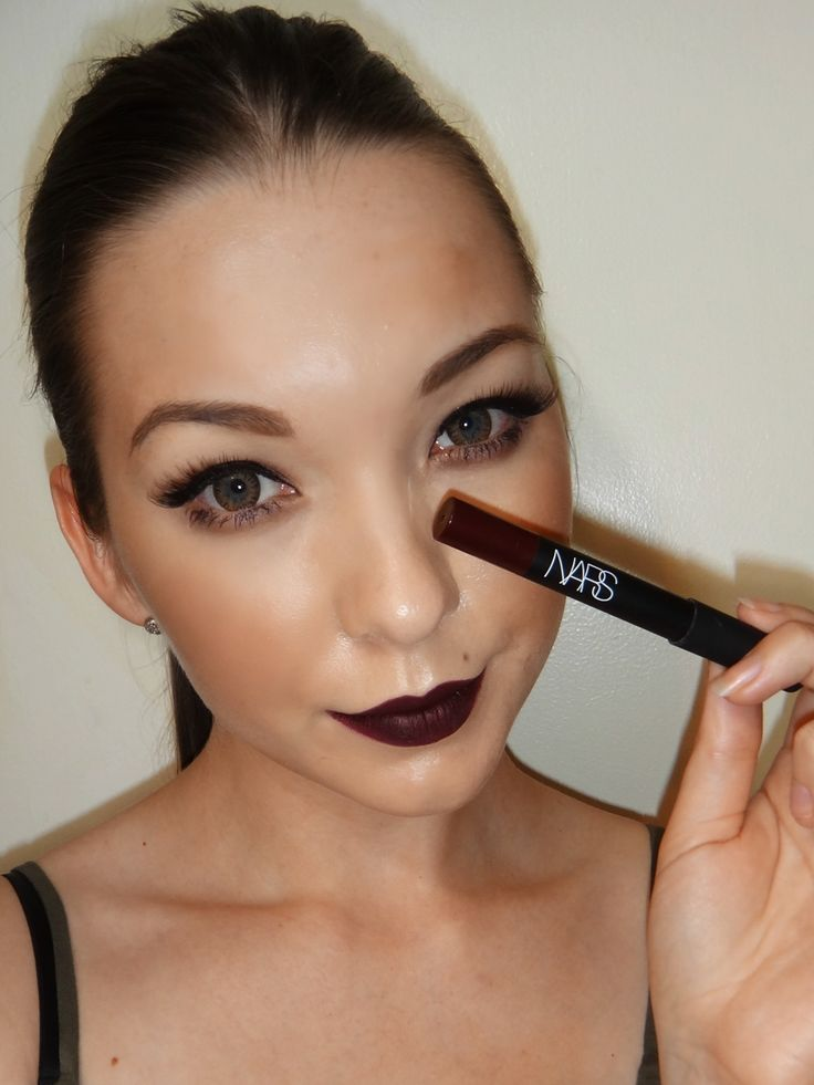 NARS | Velvet Matte Lip Pencil [TRAIN BLEU]