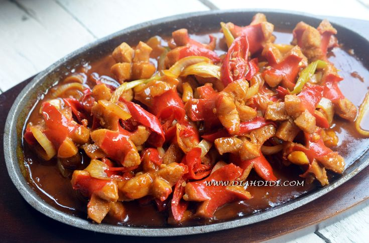 Diah Didi's Kitchen: Sosis Asam Manis Pedas