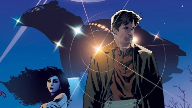 The future of Firefly will finally be revealed in a new Serenity comic