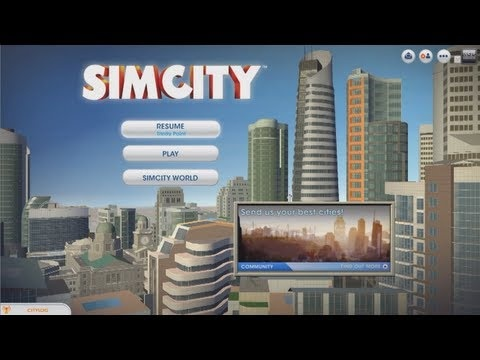 SimCity is here!  Technically this is SimCity 5 I believe but it has been rebuilt from the ground up and like most popular things, this is a reboot for the franchise.  If you're a fan of past SimCity games then you'll definitely love this one.    NOTE - A lot of people have been having issues with downloading or playing due to the requirement of a...