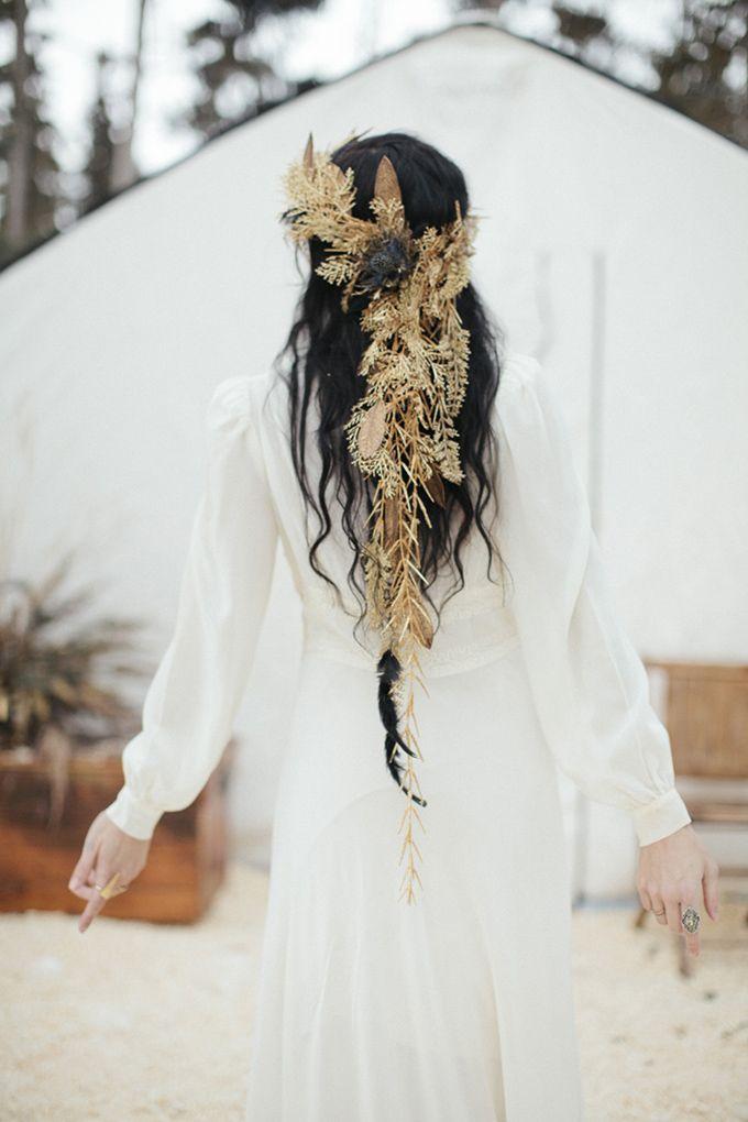 Photo Fridays | Winter Bohemian Bridal Inspiration