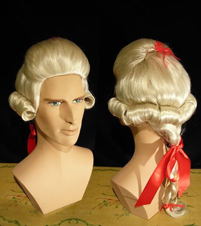 Light-blond Men Wig Casanova - Wig05