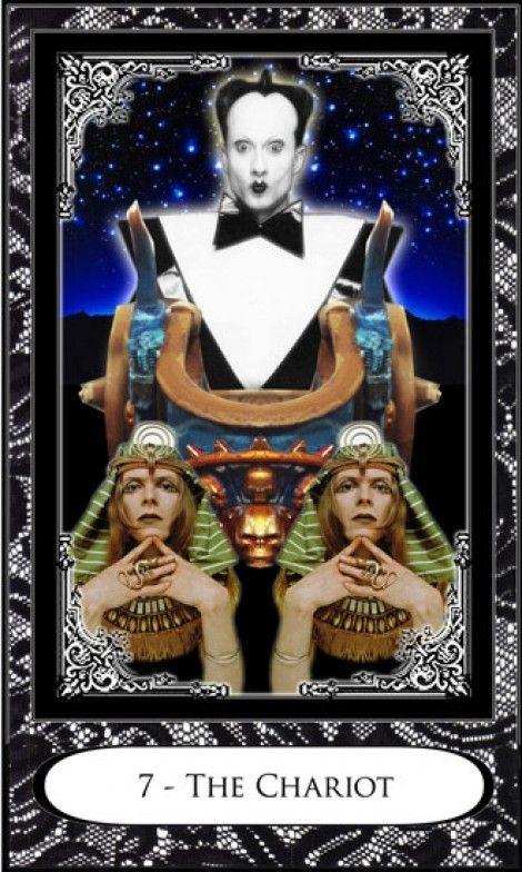 Καταπληκτικές κάρτες Ταρώ με 80s New Wave θέμα - GRAPHICO - LiFO