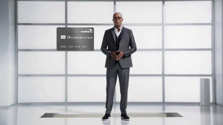 Capital One Quicksilver Card TV Spot, 'Simple' Featuring Samuel L. Jackson - Screenshot 3