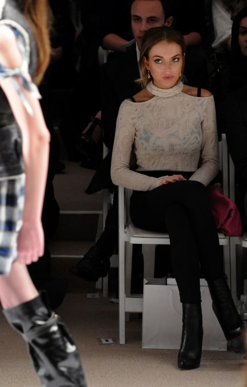 Though many people hate on Lindsay Lohan, the girl can have great sense of style when she tries.