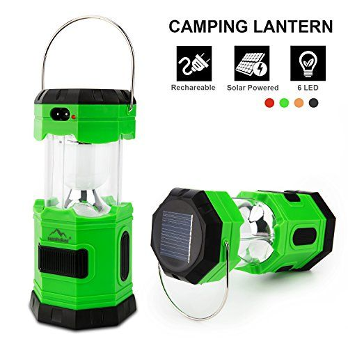 Light, Solar Rechargeable Collapsible LED Camping Lantern COMPASS, Portable Water Resistant Outdoor$11.99PRIME