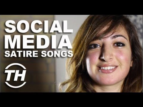Social Media Satire Songs - Suzie Michael Explains How People's Online Profiles Can be Misleading #funny