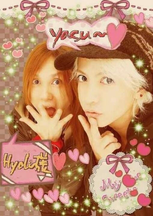 yasu & hyde