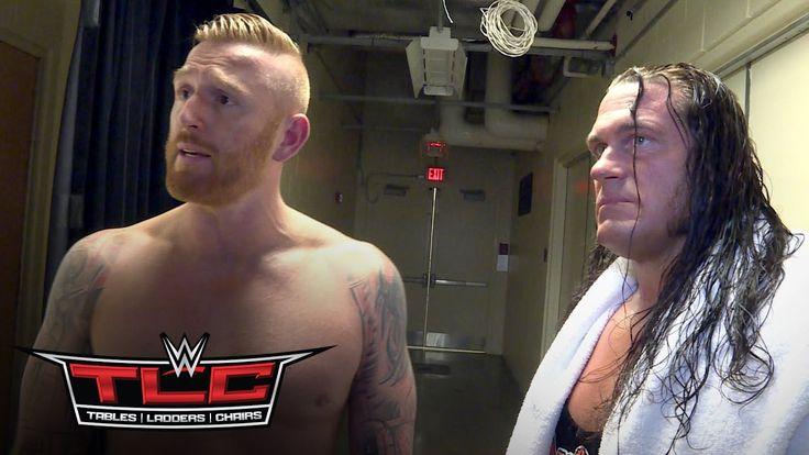 Heath Slater & Rhyno address their future as a tag team: WWE TLC Exclusi...