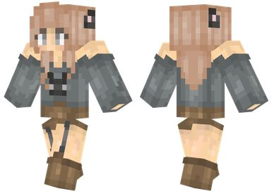 Minecraft Skin Blue Jeans Red Shoes