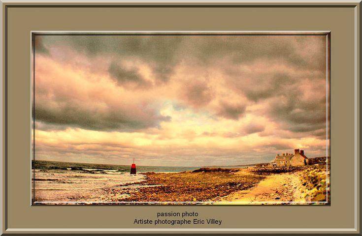 le cotentin comme une ile by Artiste photographe -ERIC VILLEY