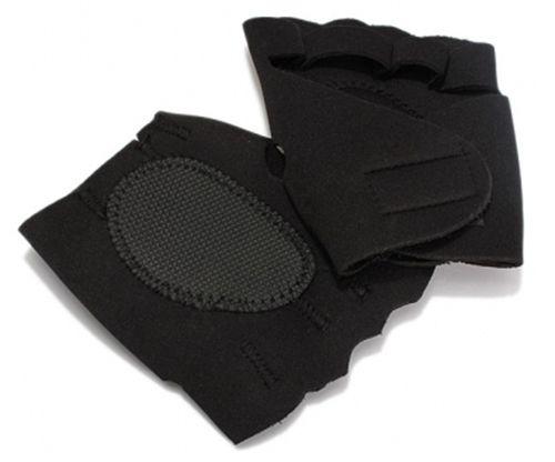 Neoprene Gloves Workout Exercise Black  www.GadgetPlus.ca