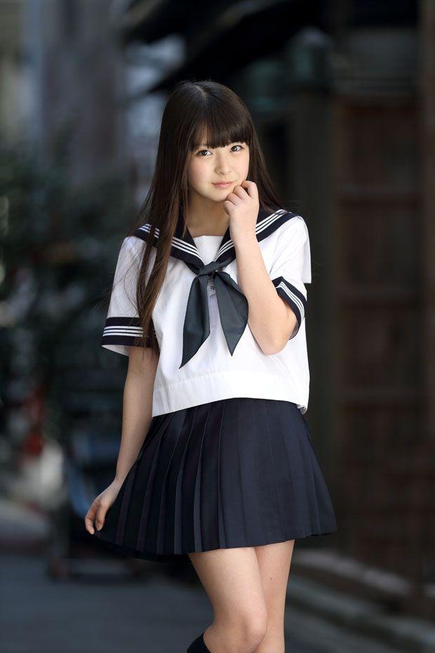 915 Best Asian Girls In School Uniforms Images On -8151