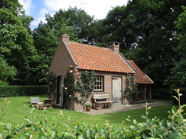 Gastblog: 't Bakhuisje op Landgoed de Hoevens