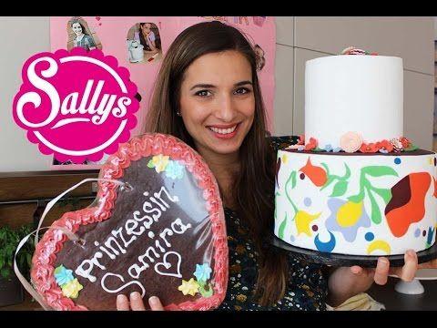 Sally on Tour: Cake World Messe Hamburg - YouTube