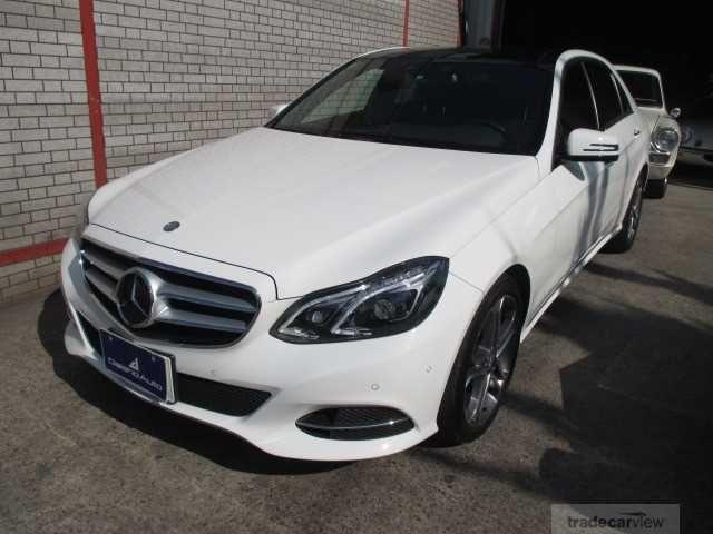 2013 Mercedes-Benz E-Class -
