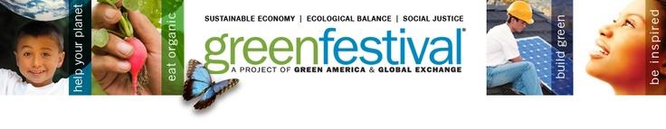 Green Festival - New York  April 19-21