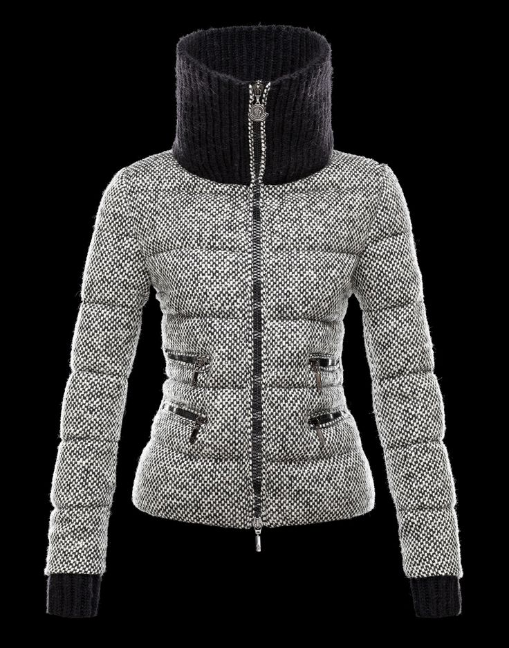 MONCLER Women - Autumn/Winter 12 - OUTERWEAR - Jacket - PUTOIS