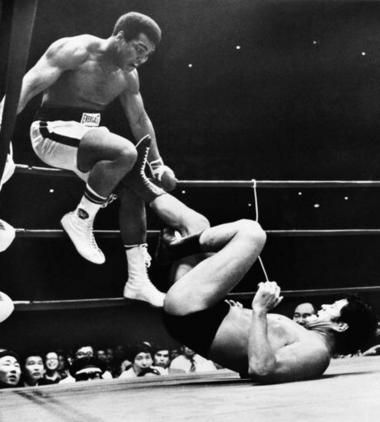 Boxing legend Muhammad Ali's strong Michigan ties