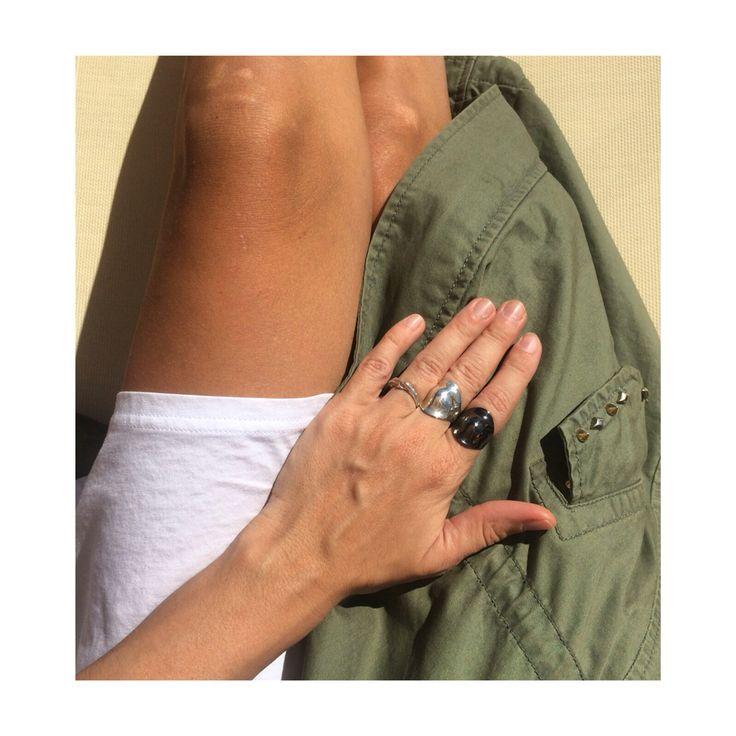 Rings by www.herminawristwear.com