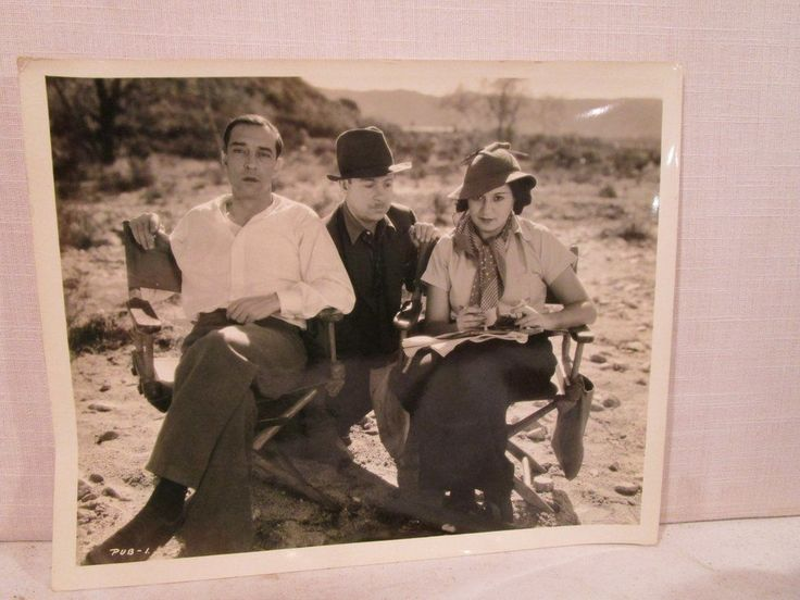 VINTAGE 1937 Jail Bait Buster Keaton MOVIE STILL PHOTO THE ESTATE OF Zouary 4 | eBay