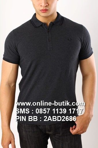 POLO SHIRT FRED PERRY PREMIUM | Kode : PSP FRED PERRY 7 | Rp. 220,000