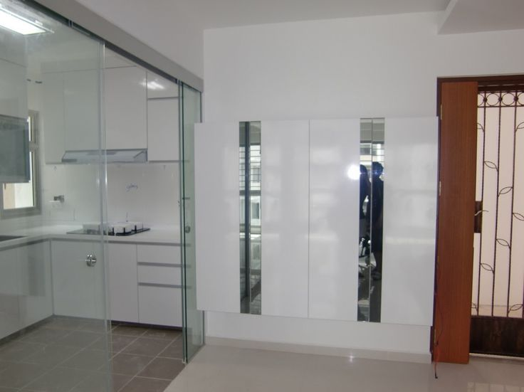 Kitchen:Sliding Glass Kitchen Door With White Kitchen Cabinets With Stove Also Vanity With White Wall Its Best Ideas Of Glass Kitchen Door Design To Inspire Your Modern Kitchen Design Some Ideas of Glass Kitchen Door Designs for Your Kitchen