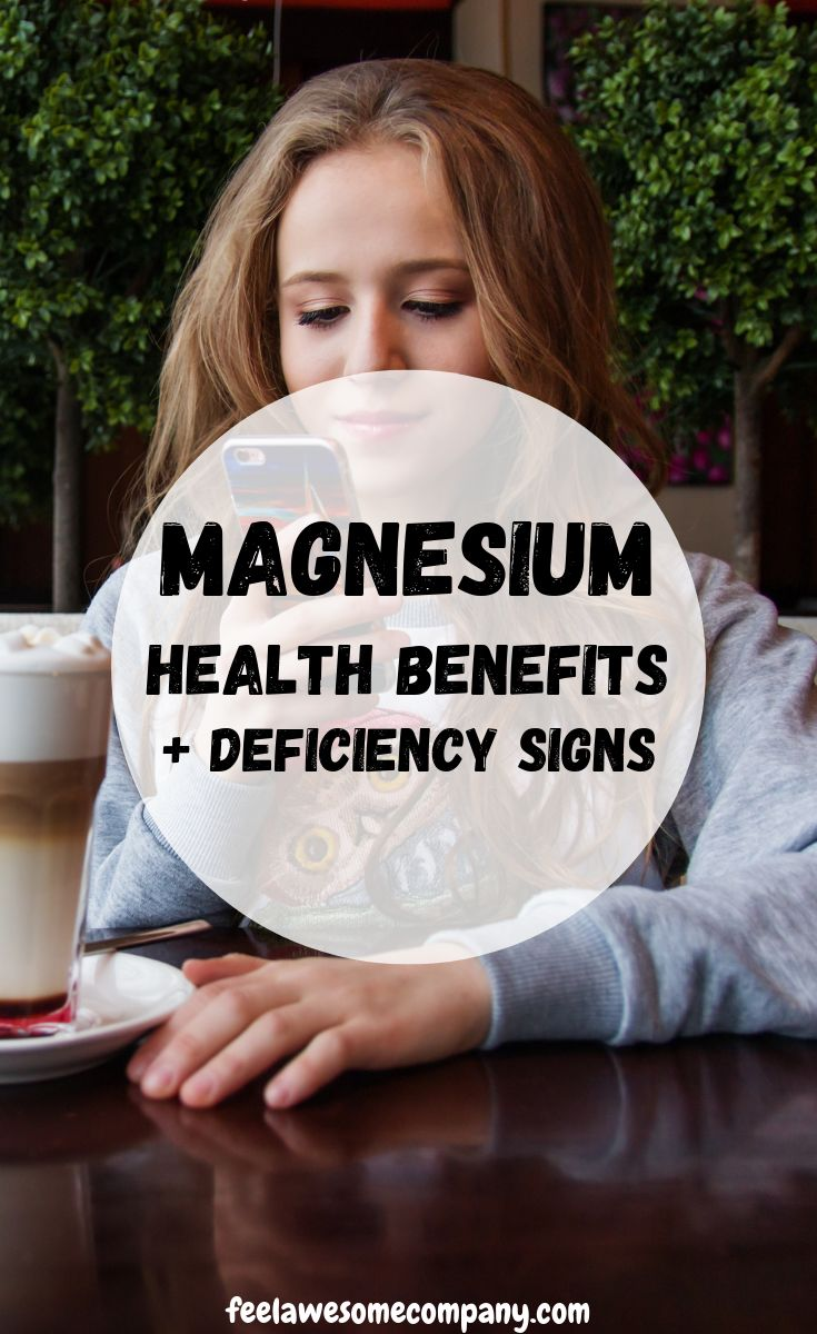 Magnesium Benefits and Deficiency Signs 1