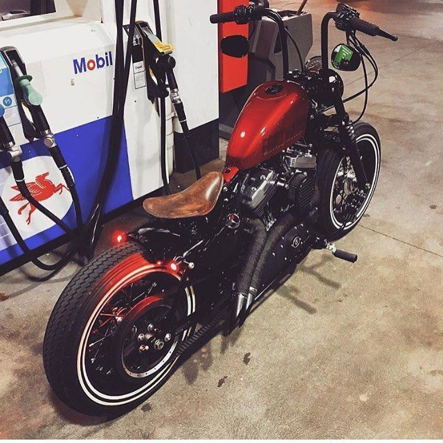 I Really Like this ride! #harley #harleydavidson #chopper #harleys