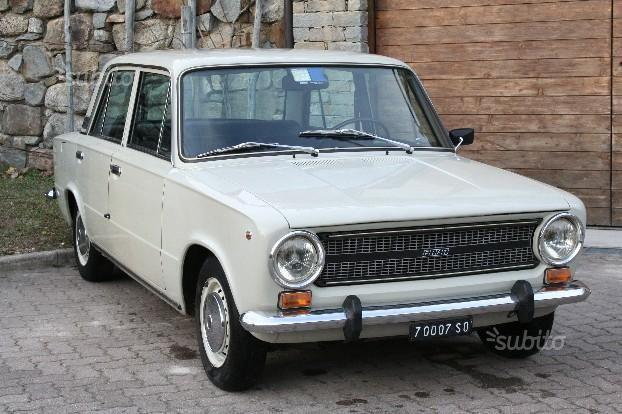 FIAT 124 Berlina  Anni 70