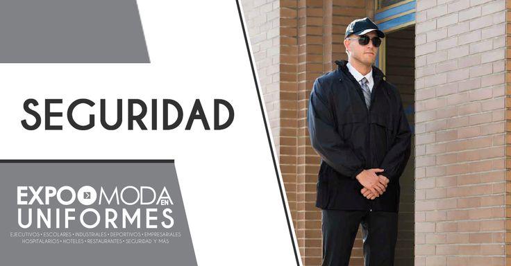Los mejores especialistas en uniformes de seguridad privada y equipos de protección individual están en EXPO MODA UNIFORMES.