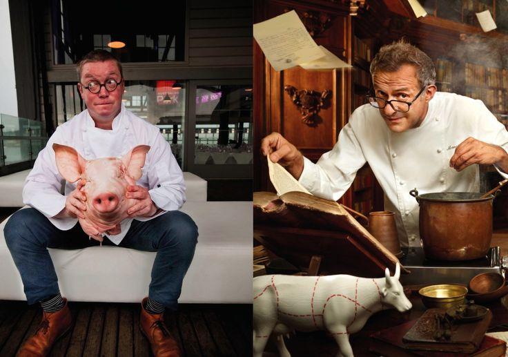 Une journée culinaire avec Massimo Bottura et Fergus Henderson - Alimentation Générale | AG