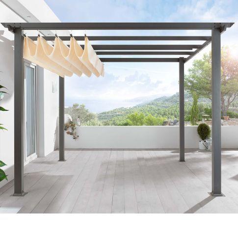 best 25 pool berdachung rund ideas on pinterest. Black Bedroom Furniture Sets. Home Design Ideas