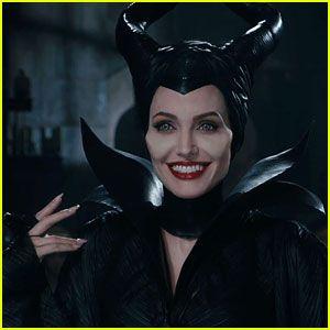 Angelina Jolie's New 'Maleficent' Trailer Debuts at the Grammys! | 2014 Grammys, Angelina Jolie, Elle Fanning, Lana Del Rey, Trailer : Just Jared