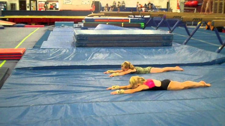 Cincinnati Gymnastics BHS good reminders for beginners